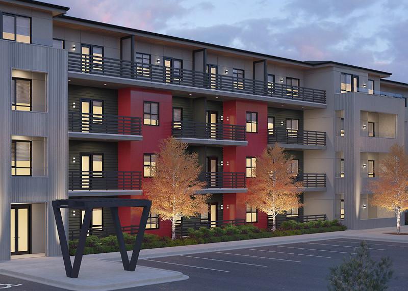 Multi unit Residential – Avi Urban