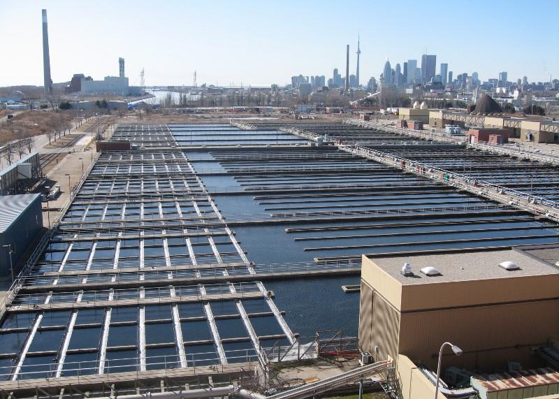 City of Toronto – Ashbridges Bay Treatment Plant